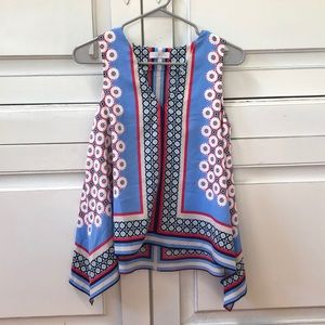 Patterned blouse from 1. State